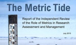 the metric tide